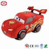 Feuer-verärgerte rote laufendes Auto-Form-weiches Plüsch-Spielzeug