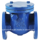 Clapet anti-retour malléable d'oscillation du fer BS5153