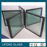 Glace isolée de guichet en verre de double vitrage