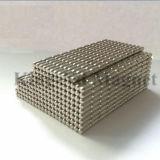 De kleine Magneet van de Staaf van het Neodymium van de Cilinder Permanente