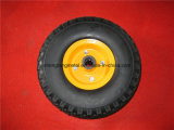 Unità di elaborazione Foam Wheels di EL-624 260X85 Wheelbarrow Solid con Plastic Center Rim