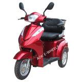 500With700W Уилер взрослого 3, электрический неработающий самокат Trike, электрический трицикл с люкс седловиной (TC-022)