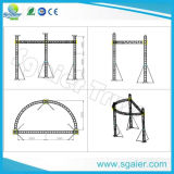 Poteau Truss pour DEL Screen Truss Gantry Truss