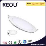 Ce/RoHSの高性能の省エネの商業か屋内円形LEDの照明灯