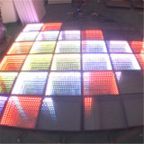DJ를 위한 당 LED Disco Floor Interactive LED Dance Floor Stage Floor Light
