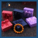 Caja de embalaje modificada para requisitos particulares de la joyería (CMG-JPB-002)