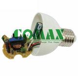 SKD CKD para a lâmpada de poupança de energia 7W-25W da luz 3u