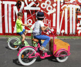 Mini Tricycle para Kids/Kids Cargo Bike/Toddler Cargo Bicycle/Three Wheel Cargo Bike para el CE de Kids/3 Wheel Children Trike