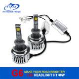 2016 lampadina calda del chip H1 LED del faro 30W 3200lm Osram dell'automobile LED di vendita, lampadine del faro del LED, faro del motociclo del LED