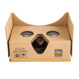 Phone Google Cardboard 2 Virtual Reality를 위한 3D Glasses