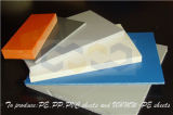 Strato di plastica del PVC per imballaggio/Constructuin