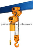 Hook Suspensionの7.5ton Electric Chain Hoist