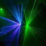 DJの専門家3W RGBレーザーの段階ライト
