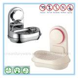 Badezimmer-Zubehör-Wand-Montierungs-Dusche ABS Seifen-Teller