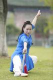 Костюм одеяния спортов весны женщин хиа Tai Taoism & льна лета