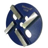 """диск металла 4 """" этапов лезвия 4 конкретного диаманта меля меля"""