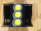 8years lámpara al aire libre del estadio del deporte del proyecto de la garantía IP67 600W LED