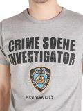 Être T-shirt entier chaud de vente de l'été de coton des hommes de mode estampés par écran fait sur commande