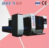 탄소 강철 또는 스테인리스 또는 관 또는 관 또는 격판덮개 YAG Laser 절단기