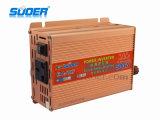 Inversor 48V da potência solar do inversor 500W da potência de Suoer ao inversor modificado 220V da potência de onda do seno com CE&RoHS (FAA-500F)