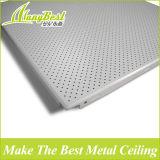 Le plafond en aluminium couvre de tuiles le plafond 60X60 faux de décoration