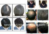 Perdita di capelli della fibra naturale dei capelli delle fibre della costruzione dei capelli di buona qualità dell'OEM di Sevich anti