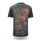 주문 고품질 의복 남자 형식에 의하여 인쇄되는 t-셔츠