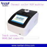 machine thermique d'ACP de 96*0.2ml Cycler avec le certificat de la CE