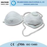 Mascherina di polvere a gettare del respiratore