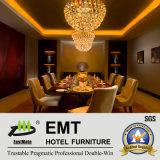 고급 호텔 가족 한 벌 침실 가구 (EMT-HTB07)