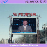 P12 Full Color Outdoor Stadium Display LED para futebol