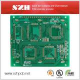Sistema de control de incendios Placa de circuito impreso PCB rígida