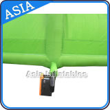Sale中国のOutdoor Tentのための大きいGreen Inflatable Tennis Tent