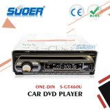 Speler Één Radio van de Auto van DIN 1 van de Auto van de Fabrikanten van Suoer MP3 de Speler van DIN DVD (s-GT460U)