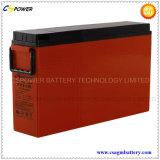 bateria terminal dianteira de 12V 180ah/bateria dianteira das telecomunicações do acesso
