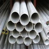 Tube d'acier inoxydable d'en 1.4372/pipe 304