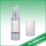 30ml Plastic Airless Bottle para Cosmetic