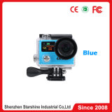 HD 4k Vorgangs-Kamera H8 PRO mit Objektiv 6g