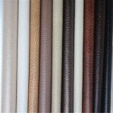 Couro sintético Solvent-Free Formiga-UV novo do plutônio para o sofá da mobília de escritório