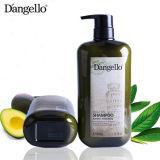 Shampooing organique de cheveu de kératine douce de D'angello pour le traitement de cheveu
