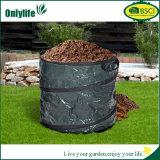 Мешок сада горячего сбывания Onlylife Pop-up зеленый с большой емкостью