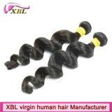 Могут быть человеческие волосы Remy девственницы выдвижения человеческих волос Customerized