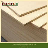 Oak branco Commercial Plywood para Furniture