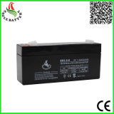6V 3.2ah AGMのおもちゃのための再充電可能な密封された鉛酸蓄電池