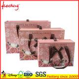 Sacchetti e contenitori speciali di regalo di stile del cassetto di stampa del cartone di disegno