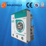 Capacidade máquina automática cheia da tinturaria da lavanderia de 15 quilogramas