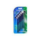 Doppelschaufel-gerades Sicherheits-Rasiermesser für Mann (JG-T808)