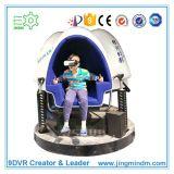 Amusement Ride Park 장비를 위한 2016 최신 Selling 9d Cinema Simulator Virtual Reality Egg Shaped Cinema