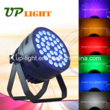 36 * LED de 12W RGBWA + UV Wash zoom 6en1 PAR