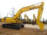 Máquina escavadora hidráulica usada KOMATSU original PC200-6 de Japão para a venda